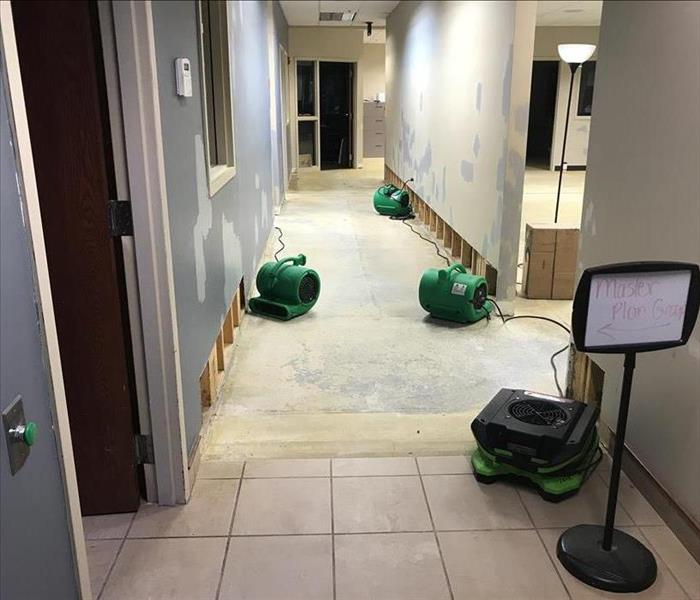 Commercial Water Damage Restoration in Omaha After