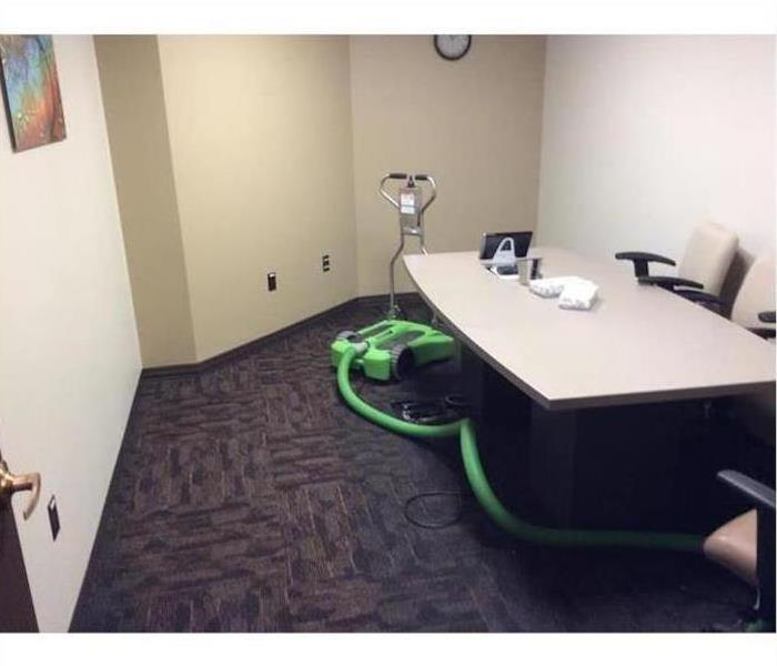 Water Damage – Omaha Office After