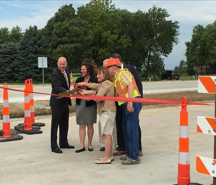 Highway 133 Ribbon Cutting Ceremony