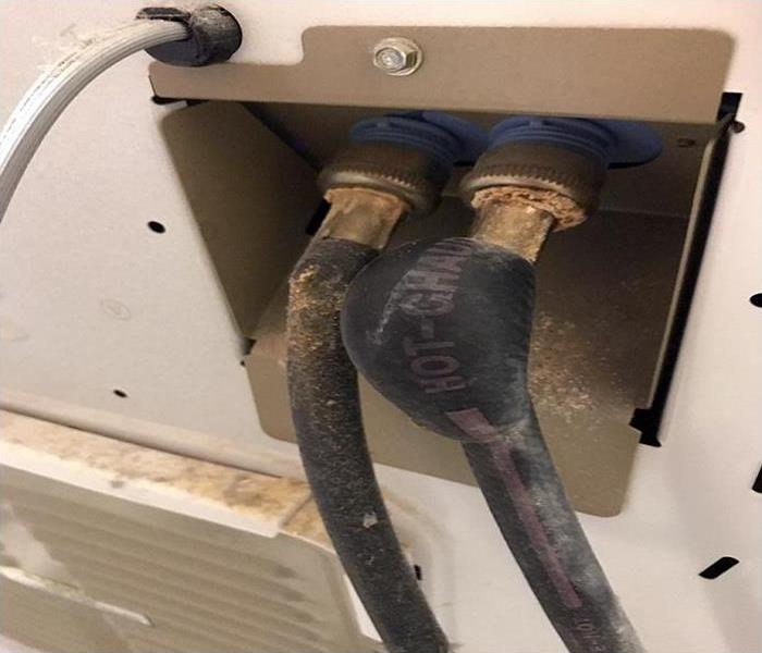 Washing Machine Hose Leak In Blair