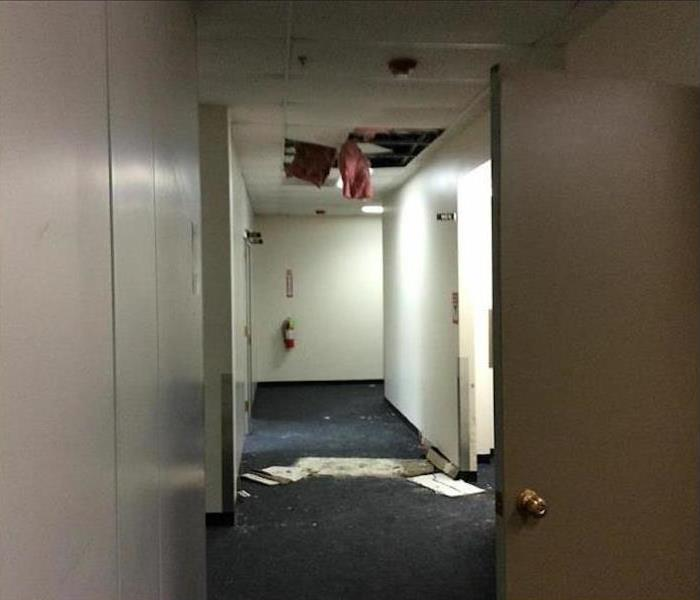 Water Damage – Omaha Office