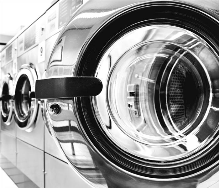 Commercial Hotel Laundromat Water Woes in Omaha