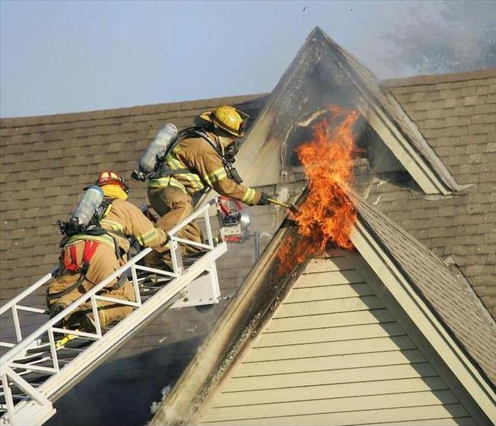 Fire Damage Mitigation of Your Fremont Home Removes Smelly Evidence of Fire