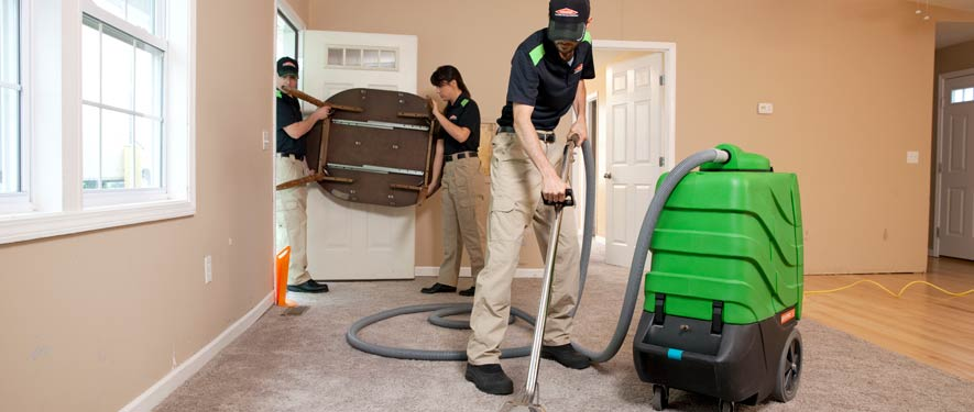 Omaha, NE residential restoration cleaning